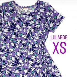 LuLaRoe Dress | XS | Carly Dress | Disney
